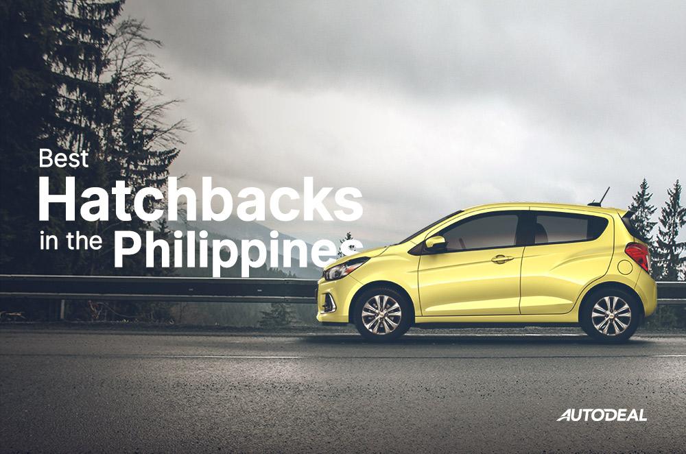 Best hatchbacks in the Philippines