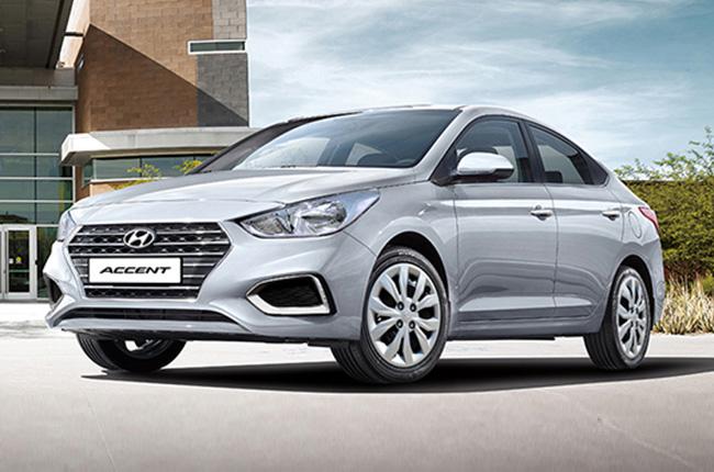 2019 Hyundai Accent Sedan Philippines