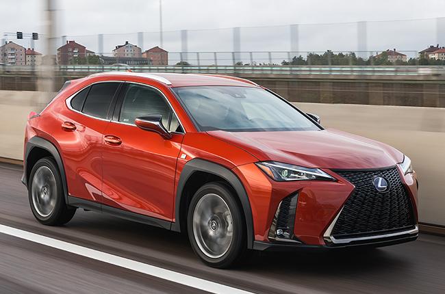 Lexus all-new UX