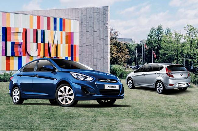 2018 Hyundai Accent Sedan and Hatch Philippines
