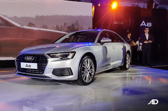 Audi PH launches 2020 A6 sedan with mild-hybrid tech