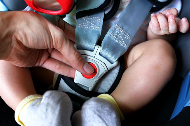Baby car seat bill in Philippines