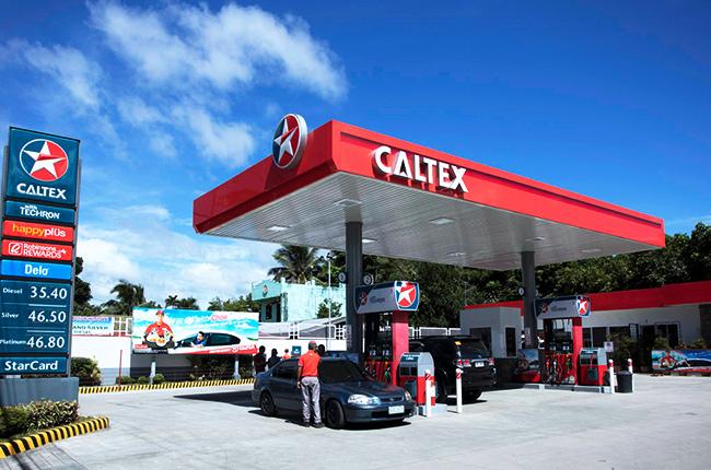 Caltex Philippines retail network growth