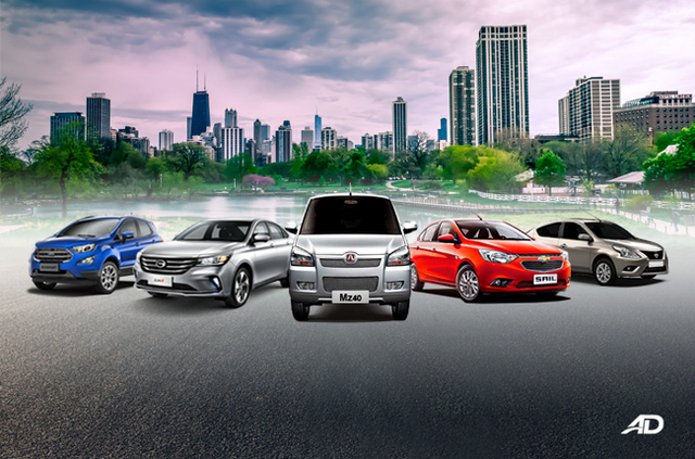 Car promos in the Philippines with less than P20,000 monthly payment