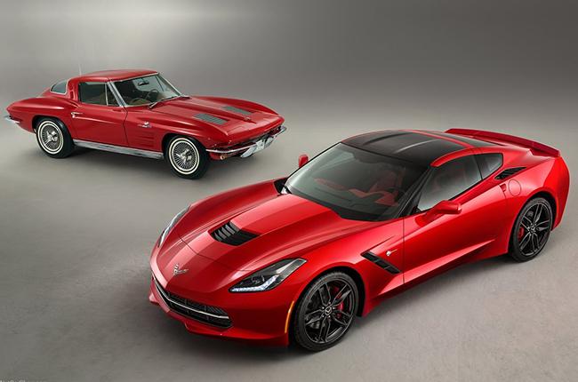 Corvette Collectible Cars