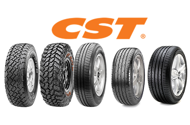 CST main tires
