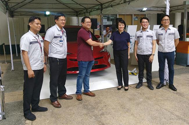 DLSU x Toyota partnership