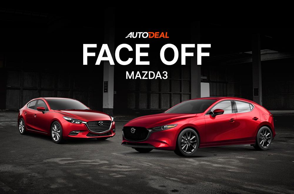 Face-Off: Old vs 2020 Mazda3