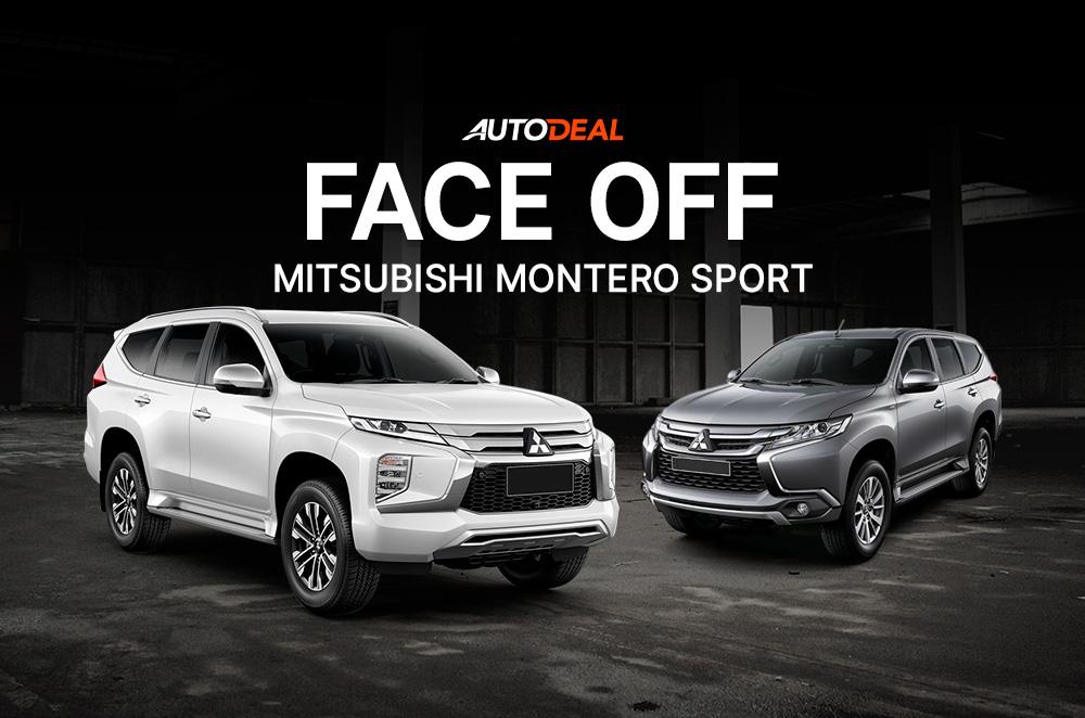 Face-Off: Old vs New Mitsubishi Montero Sport