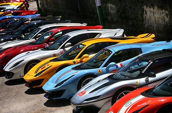 Ferrari Cavalcade