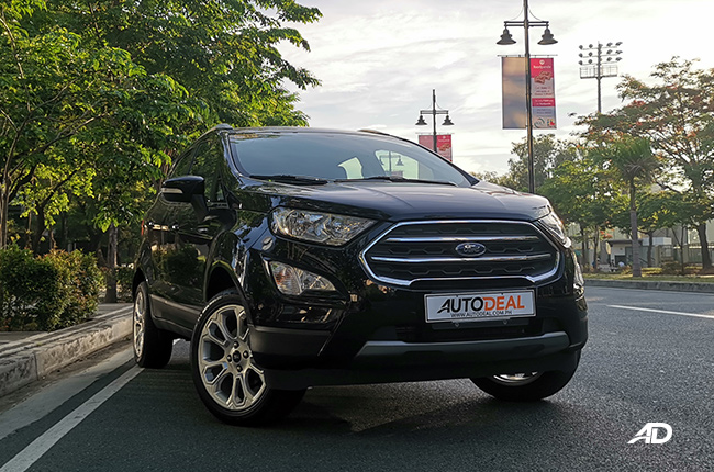 Ford EcoSport City Car