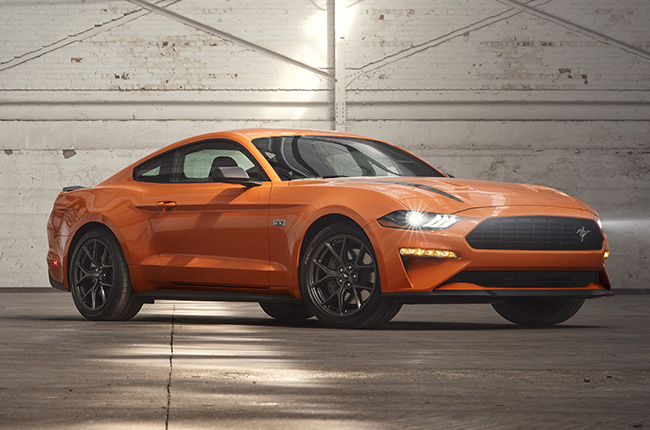 Ford Mustang 2.3 EcoBoost High Performance Package