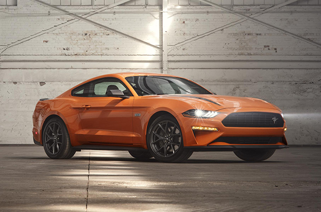 Ford Mustang as world's best-selling car