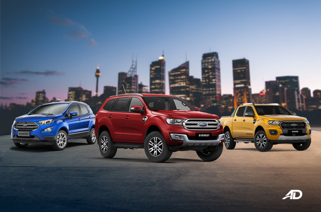 Ford promos you could avail for the month of July