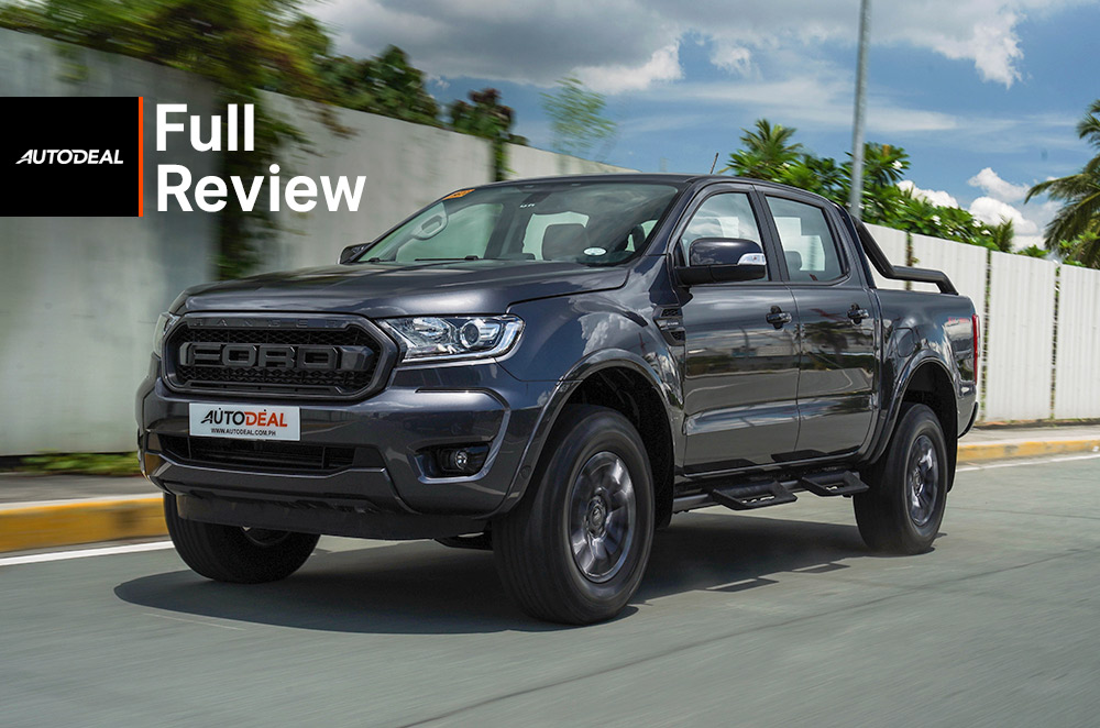 Ford Ranger FX4 MAX Full review Philippines