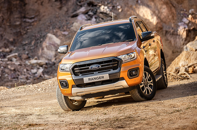 Ford Ranger leads Q1 2019 Sales for the blue oval brand