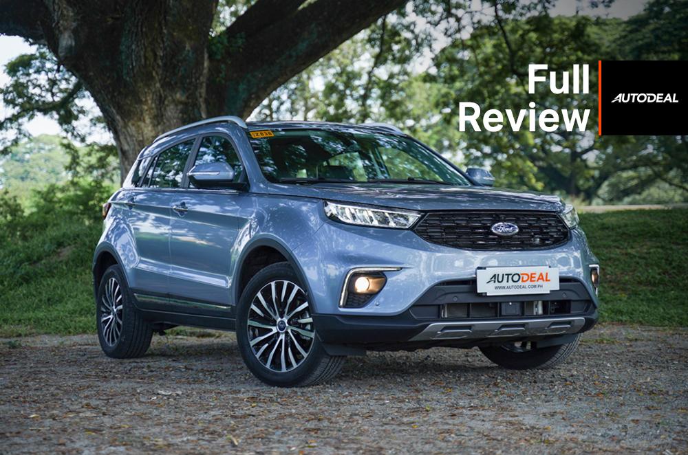 Ford Territory Titanium+ Philippines Full review