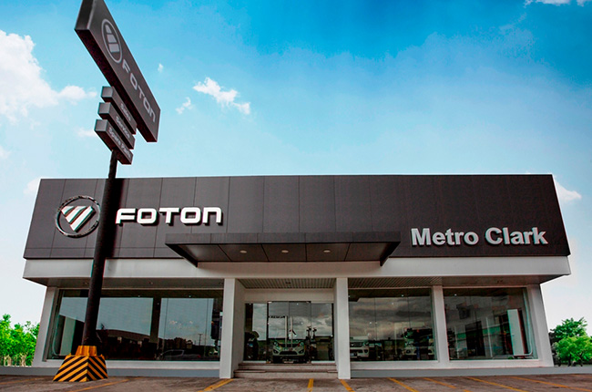 Foton Metro Clark Dealership