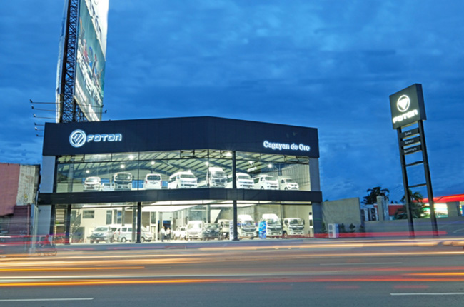 Foton PH opens bigger Cagayan De Oro showroom