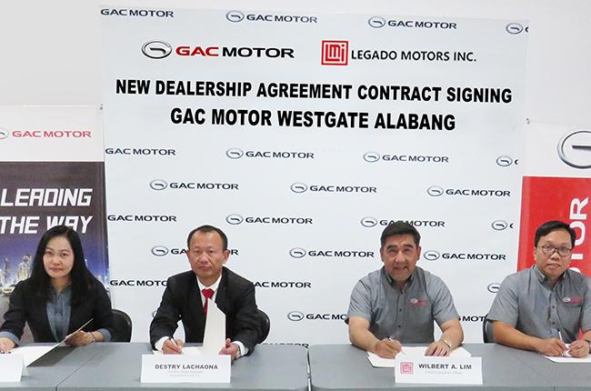 GAC Signing