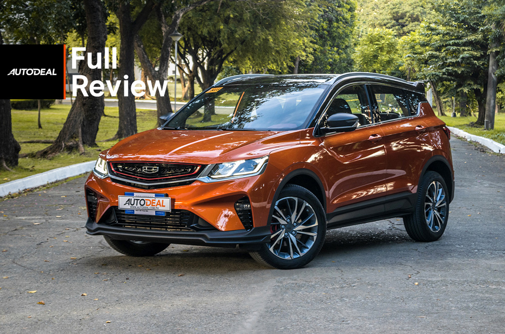Geely Coolray Review road test philippines
