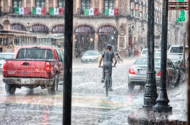 Hazards in the rain