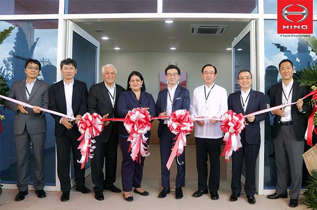 Hino new facility