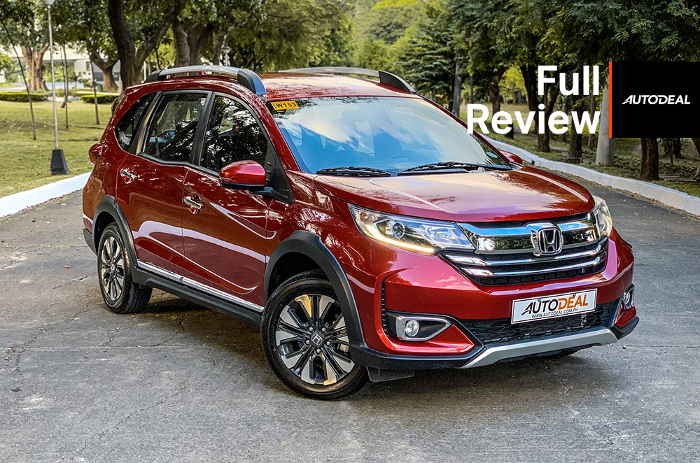Honda BR-V road test review philippines