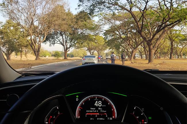 Honda Long Distance