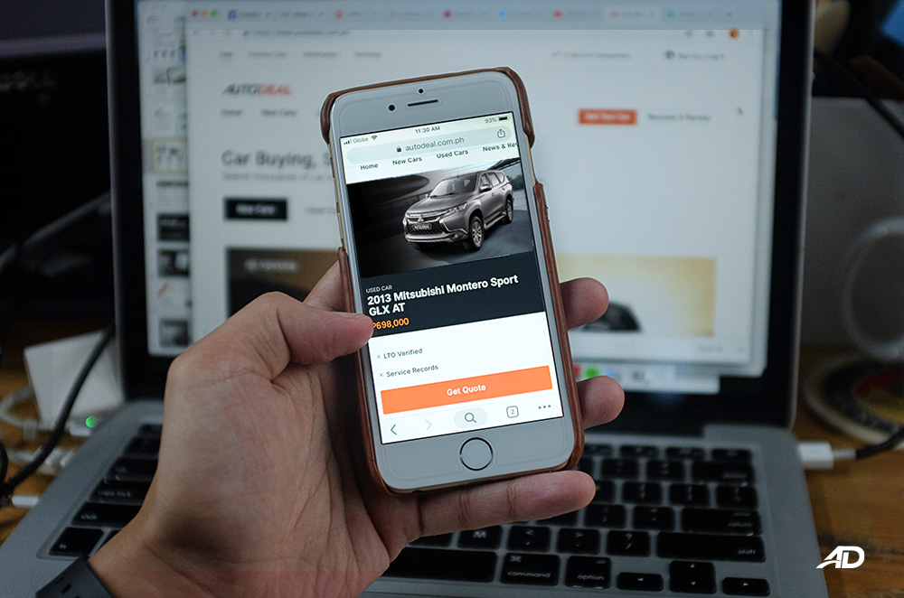 How to spot suspicious used car listings online