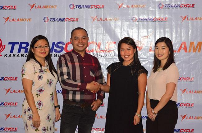 lalamove partnership