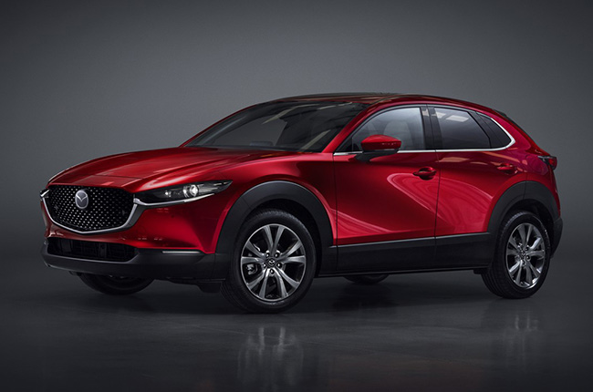 Mazda launches all-new CX-30