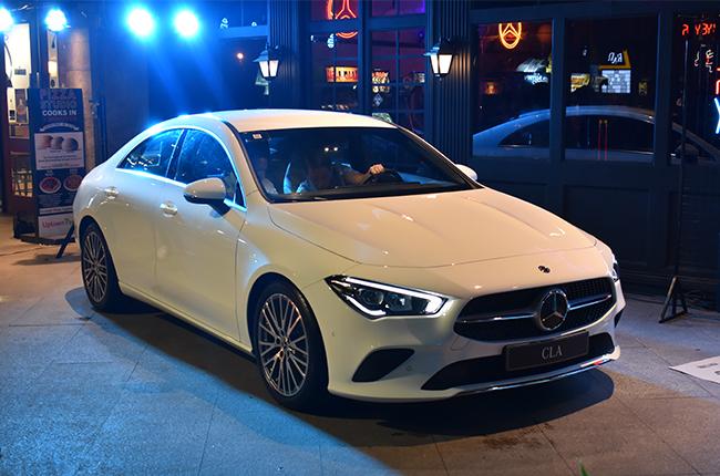 Mercedes Benz CLA Philippines