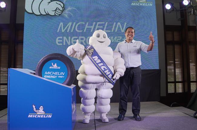 Michelin XM2+ Launch