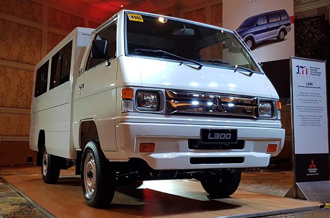 Mitsubishi L300 Euro 4 philippines