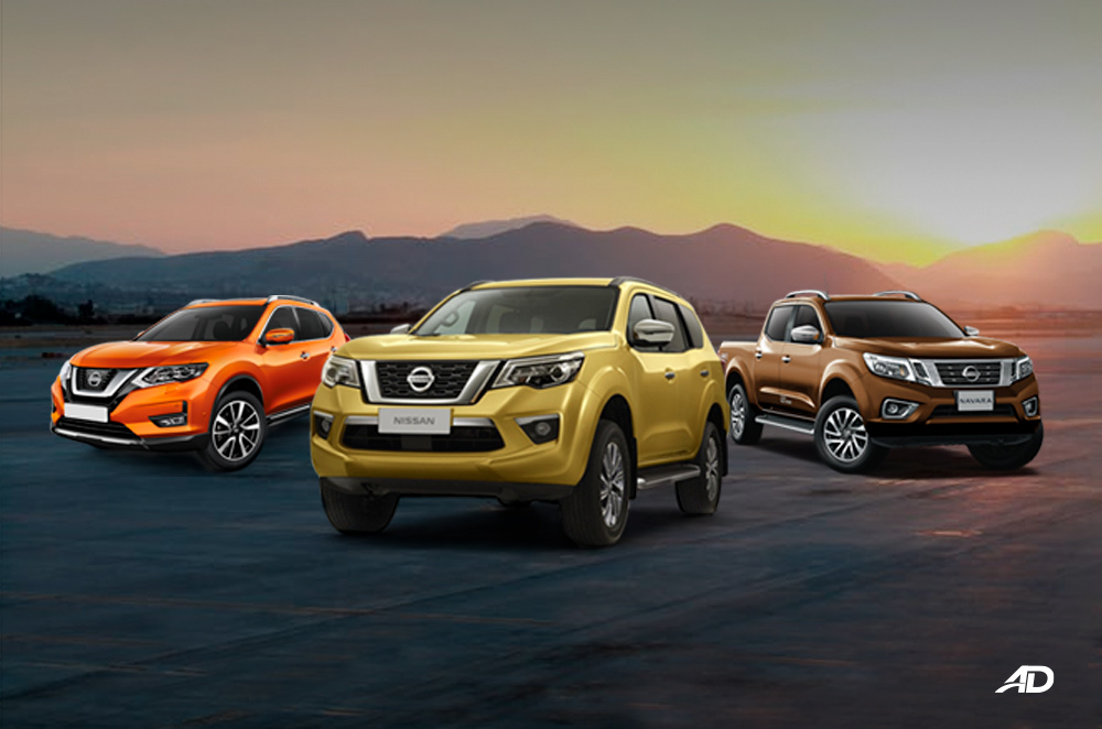 Nissan free service package