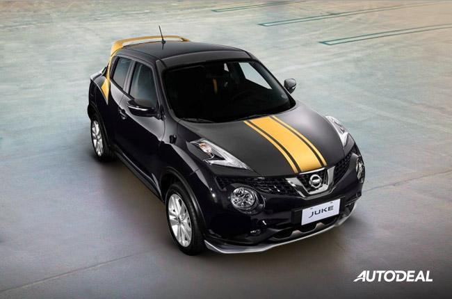 Nissan Juke N-Sport 2019