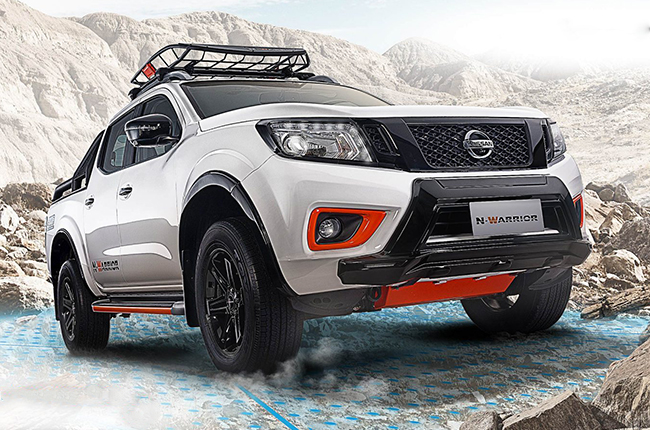 Nissan Navara N Warrior