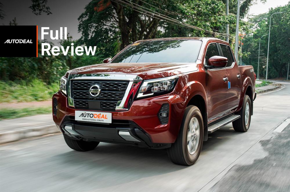 Nissan Navara VE Full review