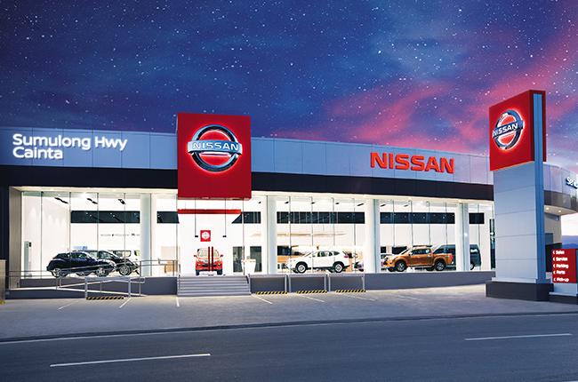 Nissan Sumulong dealership