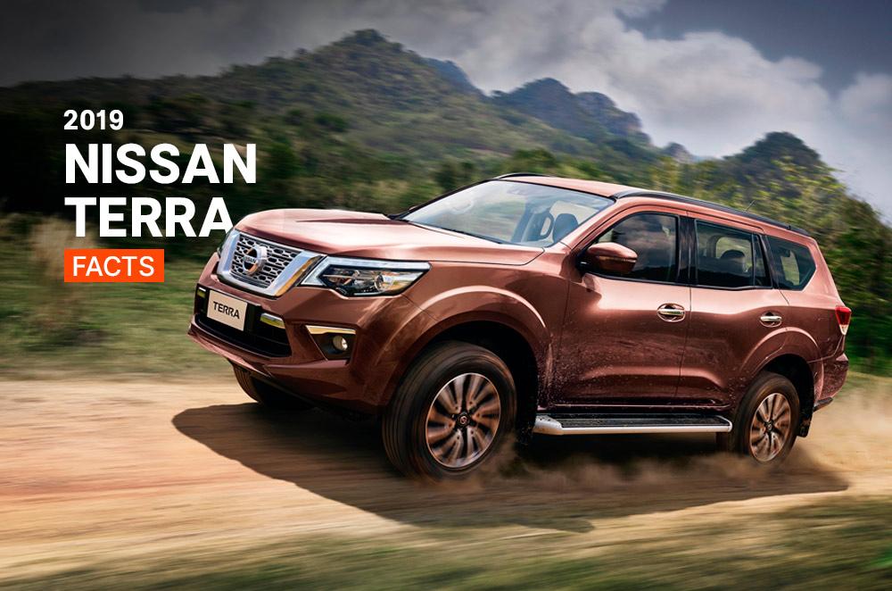 Nissan Terra Facts