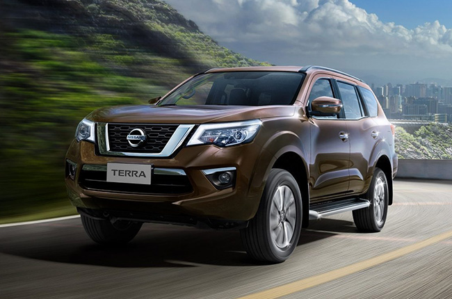 Nissan Terra Price Increase