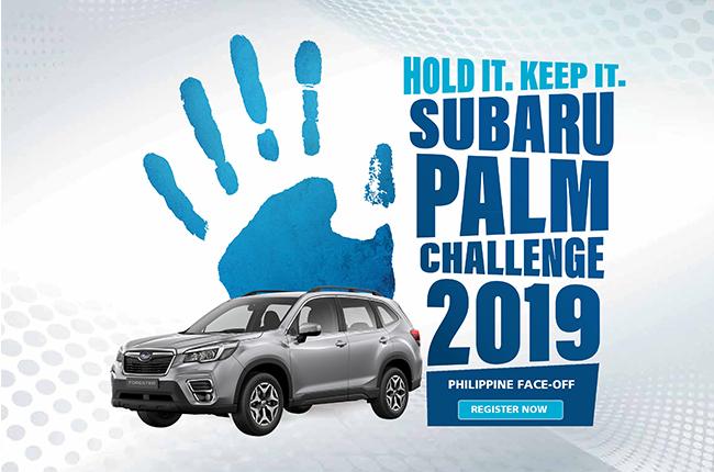 Subaru Palm Challenge