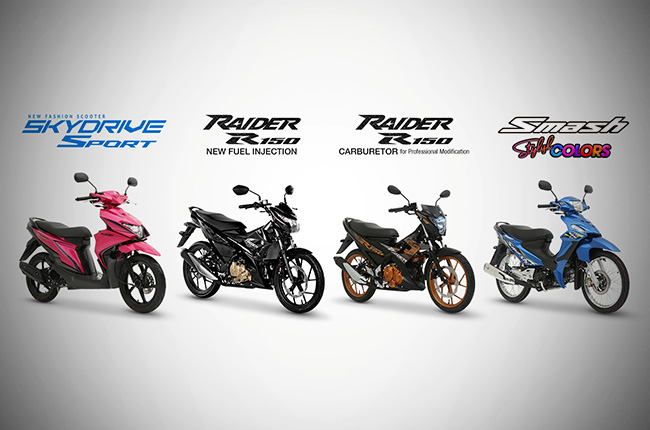 Suzuki Lineup