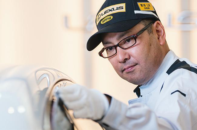 Takumi documentary Lexus