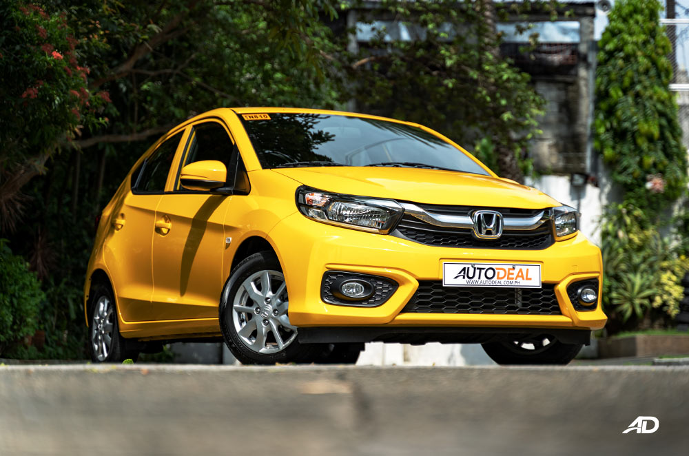 The Honda Brio V CVT is almost perfect as a first car