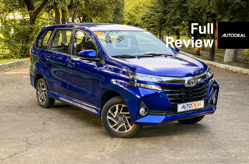 toyota avanza review philippines