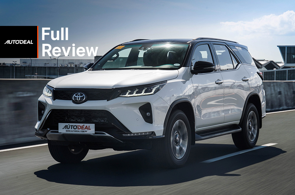 Toyota Fortuner LTD Review Philippines