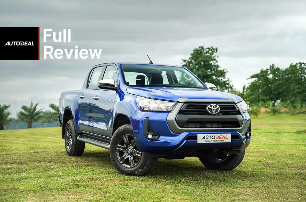 Toyota Hilux Car Review Philippines