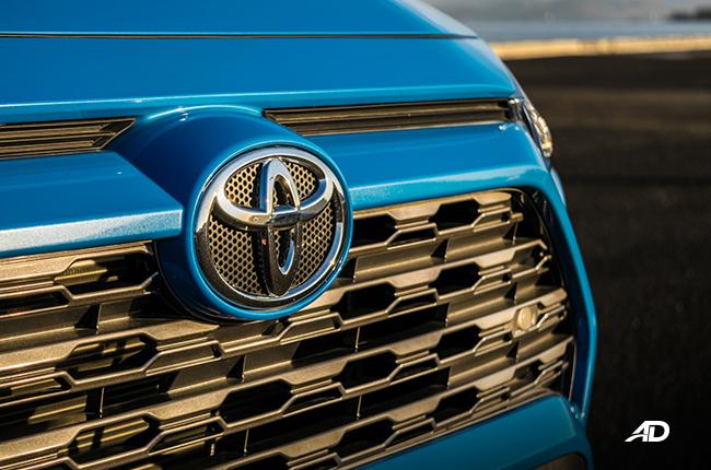 Toyota Price increase